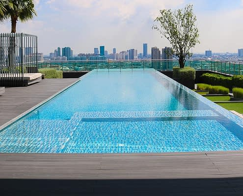 image of swimming pool
